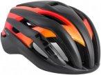 MET Trenta Rennradhelm - M Black/Shaded Orange | Helme