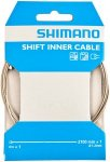 Shimano - Edelstahl-Schaltinnenzug - 1.2 x 2100 Single Silber