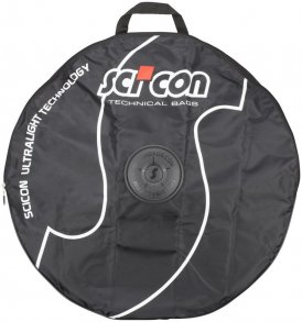 Scicon Single Wheel Bag 2014 schwarz Fahrradteile Laufräder & Naben Laufrad Zubehör