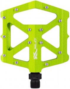 XLC PD-M12 Pedal limegreen 2015 grün Fahrradteile Pedale BMX / Dirt / FR Pedale