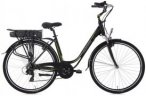 Adore Damen-E-Bike City, 28 Zoll, 7 Gänge, 250 Watt Li-Ion, 36V/10,4 Ah, schwar