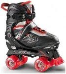 Fila Roller Skates schwarz/rot, »Joy Jungen«