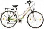 KS Cycling Cityrad »Papilio«, 6 Gang Shimano Tourney Schaltwerk, Kettenschaltu