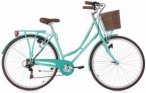 KS Cycling Cityrad »Stowage«, 6 Gang Shimano Tourney Schaltwerk, Kettenschaltu