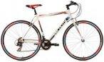 KS Cycling Fitnessbike »Velocity«, 21 Gang Shimano Tourney Schaltwerk, Kettens