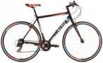 KS Cycling Fitnessbike »Velocity«, 6 Gang Shimano Tourney Schaltwerk, Kettensc
