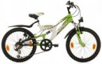 KS Cycling Jugendfahrrad »Zodiac«, 6 Gang Shimano Tourney Schaltwerk, Kettensc