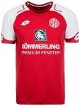 Lotto Fußballtrikot »Fsv Mainz 05 17/18 Heim«, Gr. XS