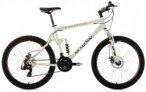 Mountainbike, KS Cycling, »Insomnia«, Fully Viergelenker, 26 Zoll, 21 Gang Shi