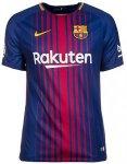 Nike Fußballtrikot »Fc Barcelona Stadium 17/18 Heim«, Gr. XL