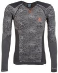 Odlo Laufshirt »Blackcomb Evolution Warm Crew«, Gr. L