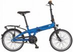 Prophete E-Bike Faltrad, Vorderradmotor 36V/250W, 20 Zoll, 3 Gang Shimano, »Gen
