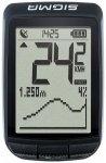 Sigma Fahrradcomputer GPS schwarz, »Pure Gps«