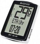 Sigma Sport Fahrradcomputer schwarz, »BC 16.16«
