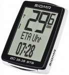 Sigma Sport Fahrradcomputer schwarz, »BC 16.16 Sts«
