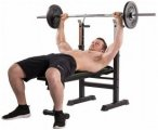 Tunturi Hantelbank »Wb20 Basic Weight Bench«