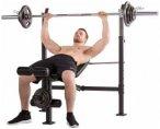 Tunturi Hantelbank »Wb60 Olympic Width Weight Be«