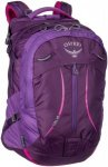 Osprey Laptoprucksack Talia 30 Mariposa Purple (innen: Grau) (30 Liter)