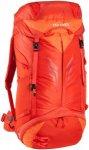 Tatonka Wanderrucksack Glacier Point 33 LT Red (innen: Orange) (33 Liter)