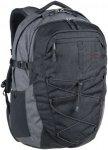 The North Face Laptoprucksack Borealis Backpack TNF Dark Grey Heather/TNF Medi (
