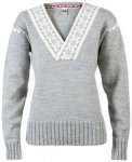 Dale of Norway - Women's Alpina Sweater - Pullover Gr M grau