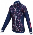 Qloom - Women's Moose Meadows Jacket - Fahrradjacke Gr L blau/lila/schwarz