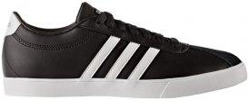 adidas COURTSET Sneaker Damen schwarz