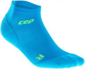 CEP DYNAMIC+ ULTRALIGHT LOW-CUT SOCKS Damen blau-grün