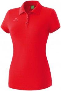 Erima Teamsport Poloshirt Damen rot