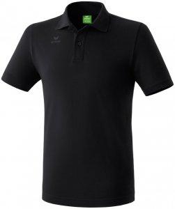 Erima Teamsport Poloshirt Herren schwarz