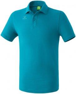 Erima Teamsport Poloshirt Herren türkis