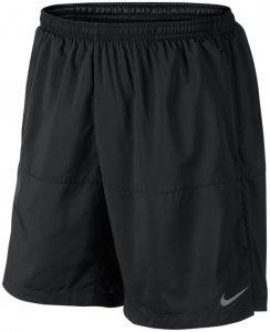 Nike 7 INCH DISTANCE SHORT Laufshort Herren schwarz