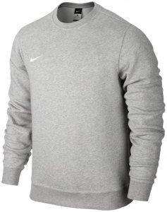 Nike TEAM CLUB CREW Polo Sweatshirt Herren grau