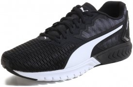 Puma IGNITE DUAL Fitnessschuhe Herren schwarz-weiß
