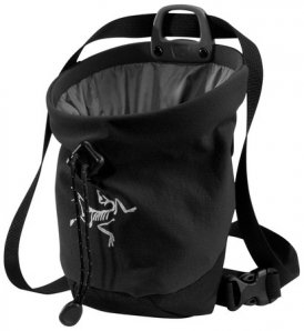 Arcteryx C40 Chalkbag, black