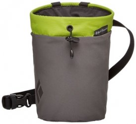 Black Diamond Gym Chalk Bag, M/L, verde