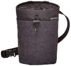 Black Diamond Gym Chalk Bag, M/L, smoke