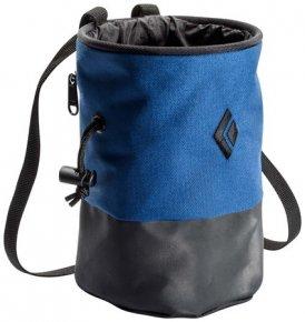 Black Diamond Mojo Zip Chalkbag, M/L, denim