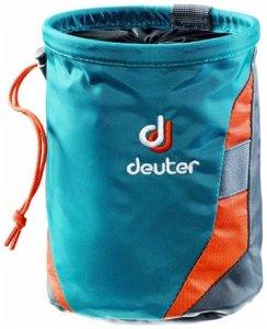 Deuter Gravity Chalk Bag I, Größe L, petrol-granite