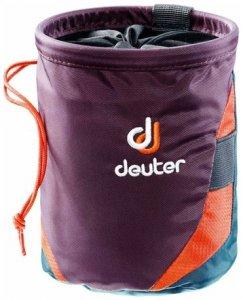 Deuter Gravity Chalk Bag I, Größe M, aubergine-arctic