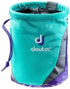 Deuter Gravity Chalk Bag I, Größe M, mint-violet