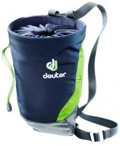 Deuter Gravity Chalk Bag II, Größe L, navy-granite