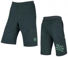 Edelrid Kamikaze Shorts III Klettershorts, XL, black forest
