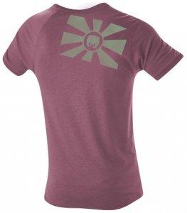 Edelrid Kamikaze T-Shirt, S, aubergine
