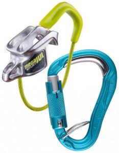 Edelrid Mega Jul Sport Belay Kit Bulletproof Triple Sicherungsset, icemint