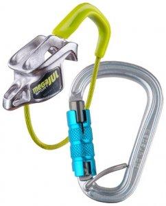 Edelrid Mega Jul Sport Belay Kit Steel Triple Sicherungsset, icemint