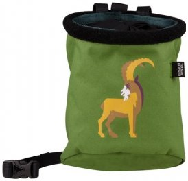 Edelrid Rocket Twist Chalk Bag, green pepper