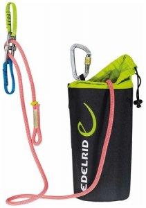 Edelrid Via Ferrata Belay Kit II Sicherungsset, 15 m, assorted colours