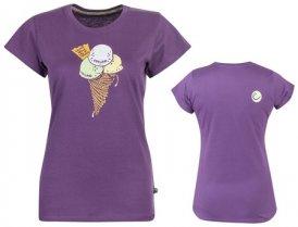 Edelrid Women´s Highball II T-Shirt, S, elderberry