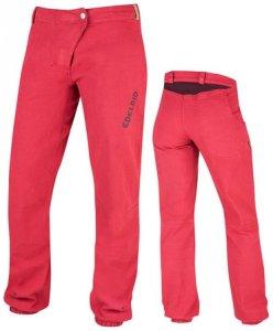 Edelrid Women´s Rope Rider Pants II Kletterhose, S, vine red
